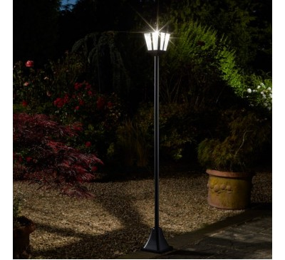 Whitehall 365 Solar Lamp Post 100L