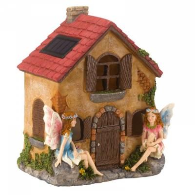 Elvedon Solar Powered Fairies Only! House