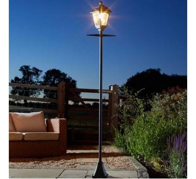 Victoriana 365 Solar Lamp Post 200L
