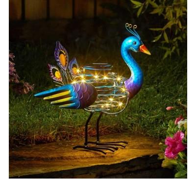 Peacock Solar SpiraLight