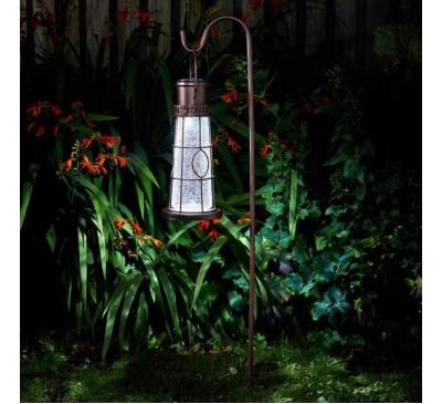 Solar Lighthouse Lantern
