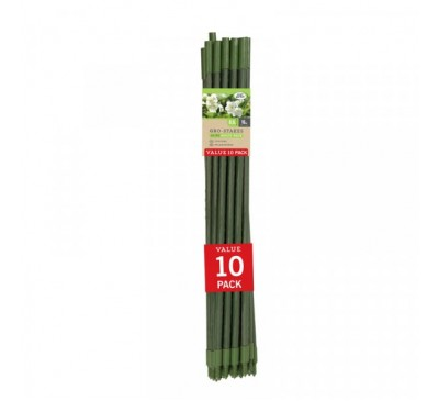 Extendable Gro-Stakes 0.9m 10-pack