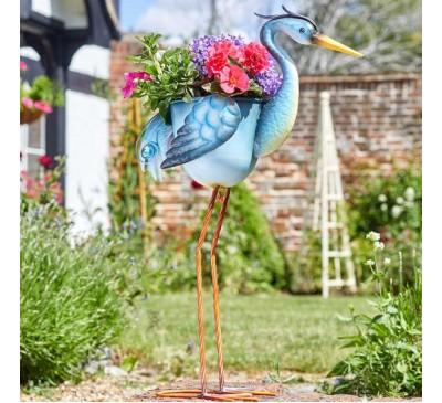 Heron Planter