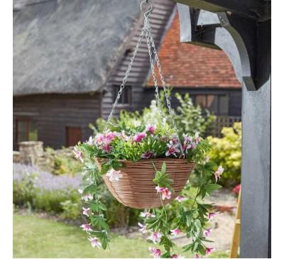Easy Basket - Star Gazing Lilies