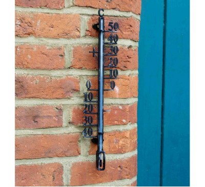 Outside-In Thermometer 16 inch