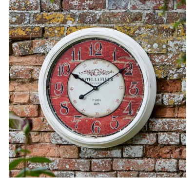 Grenoble Wall Clock 23.5 inch