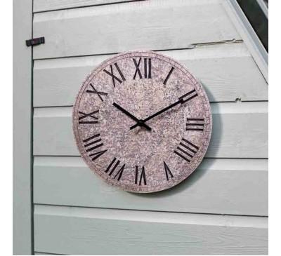 Rock Clock 12 inch