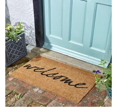 Welcome Door Mat 45 x 75 cm