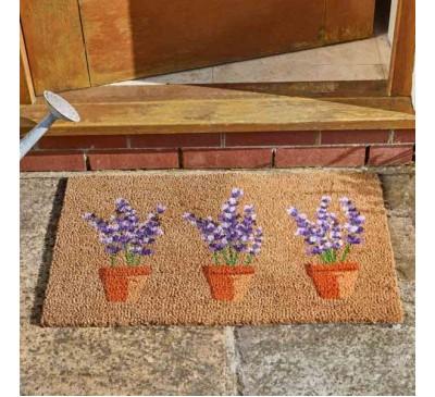 Lavenders Door Mat 45 x 75 cm