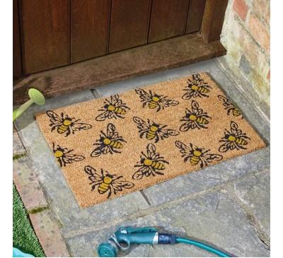 Bumblebees Door Mat 45 x 75 cm