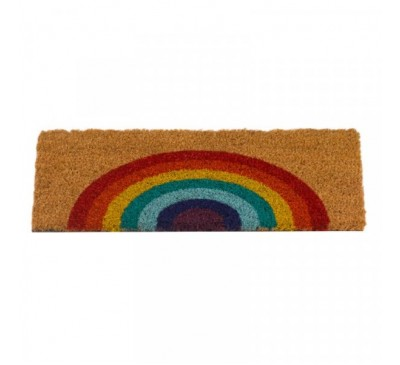 Rainbow 23 x 53 cm Door Mat