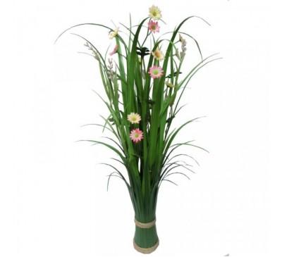 Faux Bouquet – Blushing Blossom 90 cm
