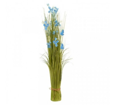 Faux Bouquet - True Blue 90 cm