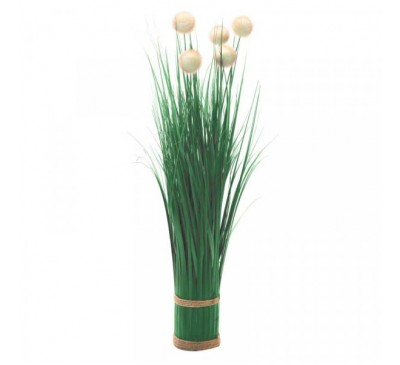 Faux Bouquet - Pom-Pom Grass 70 cm