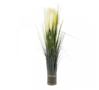 Faux Bouquet - White Pampas 70 cm