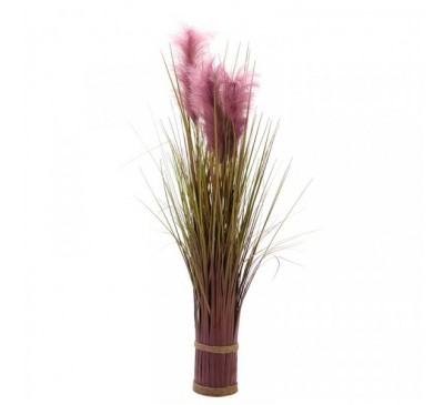 Faux Bouquet - Purple Pampas 70 cm