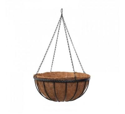 16 inch Saxon Hanging Basket