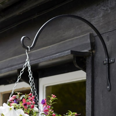 11 inch Forge Round Hook