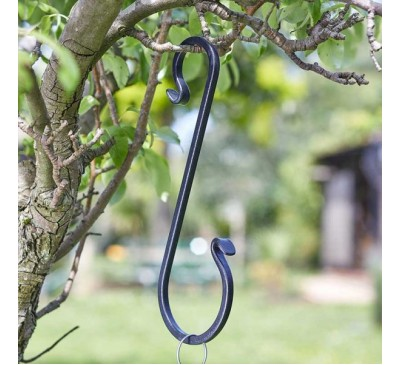 6 inch Forge Tree Hook