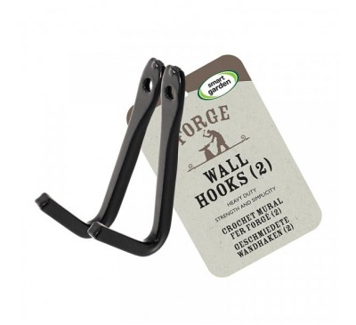 Forge Wall Hook 2 pack