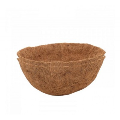 14 inch  Basket Coco Liner - Twin Pack
