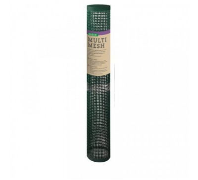 Multi-Mesh - Green 15mm Mesh 0.5 x 5m
