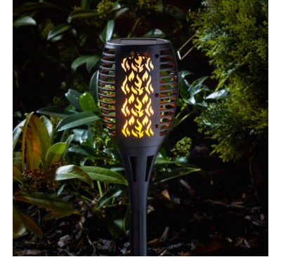 Smart Solar Cool Flame™ Compact LED Torch