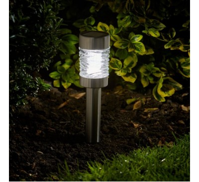 Smart Solar Super Bright Martini Stake Lights 4pk