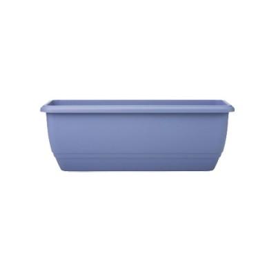 50cm Patio Trough Cornflower Blue