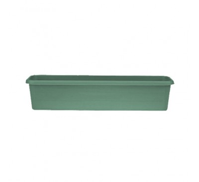 60cm Terrace Trough Green