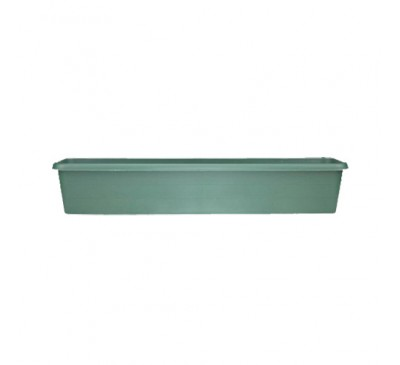 80cm Terrace Trough Green