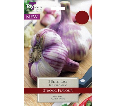 Pre-Packed Garlic French Eden Rose 45-60 P/P