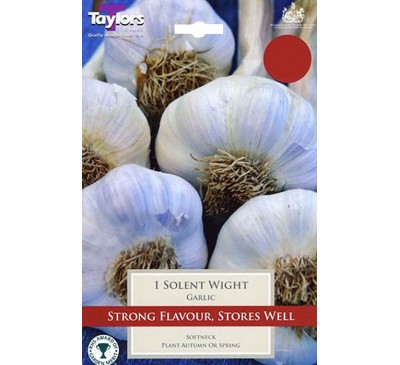 Pre-Packed Garlic Solent Wight