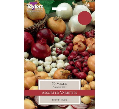 Pre-Packed Onions Mixed Sets 14-21