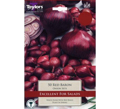 Pre-Packed Onions Red Baron 14-21