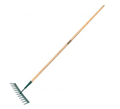 Wilkinson Sword Carbon Steel Garden Rake