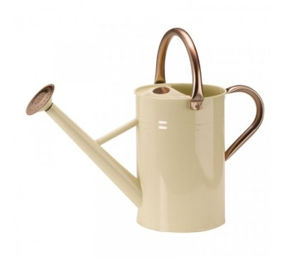 GroZone 4.5L Watering Can Cream