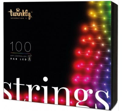 100 Twinkly Light String