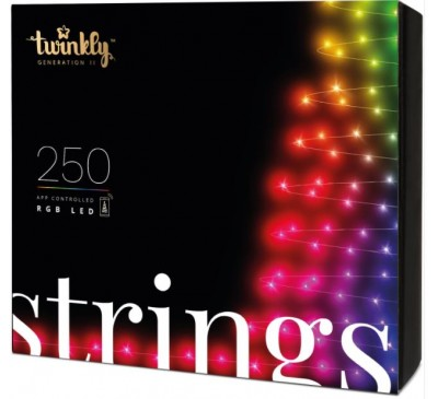 250 Twinkly Light String