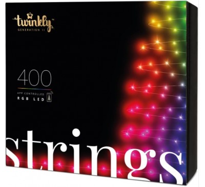 400 Twinkly Light String
