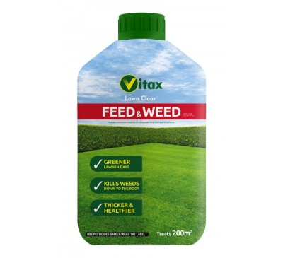 Vitax Feed & Weed 100sq.m.