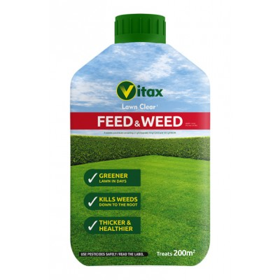 Vitax Feed & Weed 100sq.m.