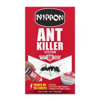 Nippon Ant Killer System 2 traps