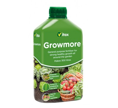 Vitax Liquid Growmore 1 Litre