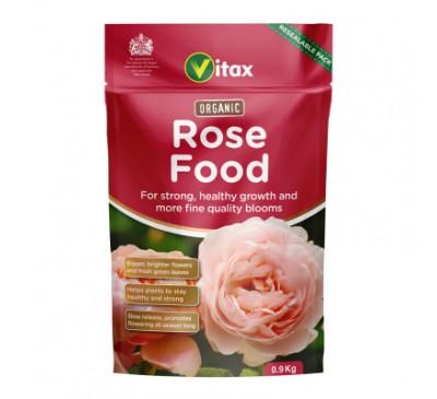 Vitax Organic Rose Feed 2.5kg