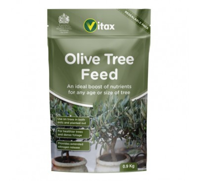 Vitax Olive Tree Fertiliser (pouch) 900g