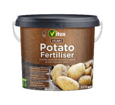 Vitax Organic Potato Fertiliser 4.5kg