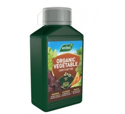 Westland Organic Vegetable Specialist Liquid Feed 1ltr