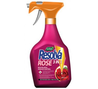 Resolva Rose 3 in 1 Ready to Use 800ml