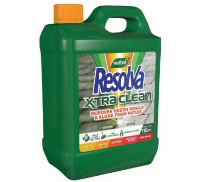 Resolva Xtra Clean Green & Algae Remover 2.5ltr